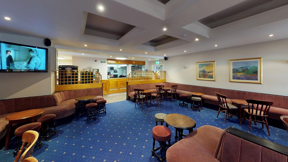 Eagle Sports & Social Club Members Lounge